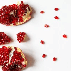 Pomegranate If sex was a fruit