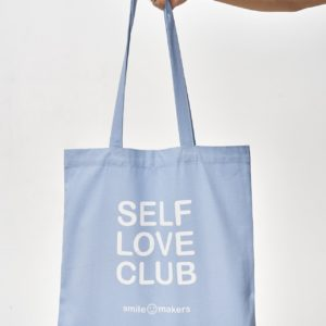 Tote Bag Self Love Club copy